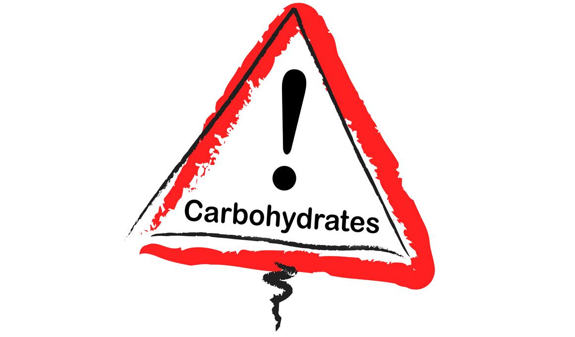 Reducir la ingesta de carbohidratos para reducir el colesterol alto también ayuda