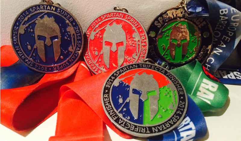 Galería Reebok Spartan Race