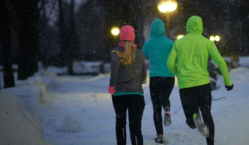 ¿Listo para entrenar en invierno? ¡adidas te prepara!