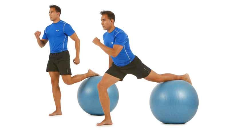 Ejercicios para prevenir lesiones de tobillo