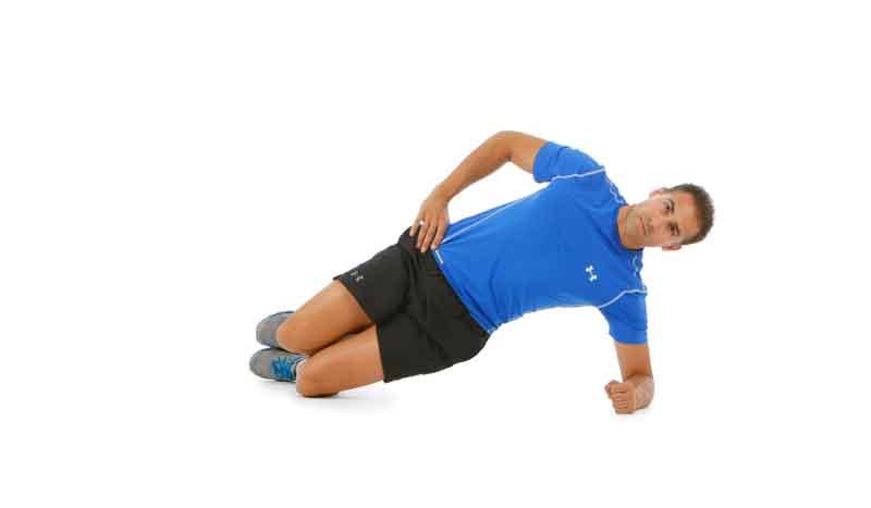 Circuitos home para runners: core para comenzar