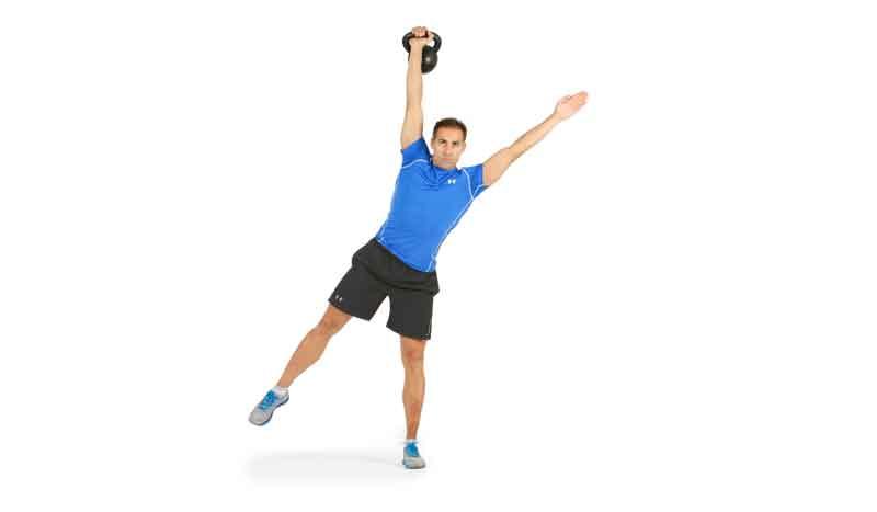 Galería fitness para runners: circuito complementario
