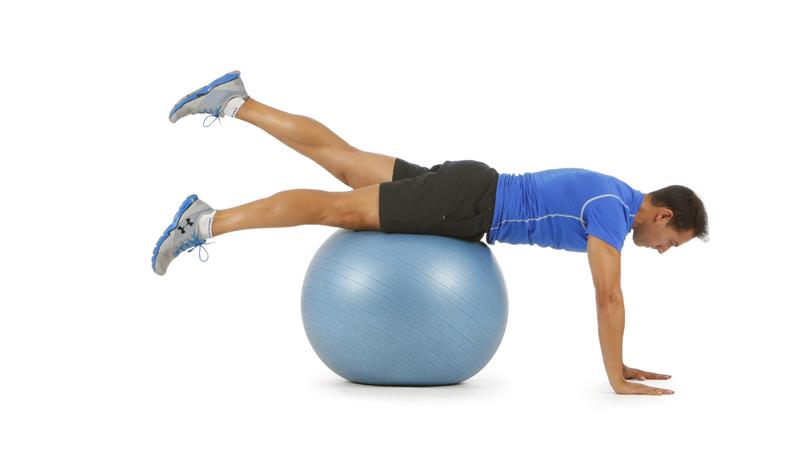 Circuitos home para runners: core para mejorar