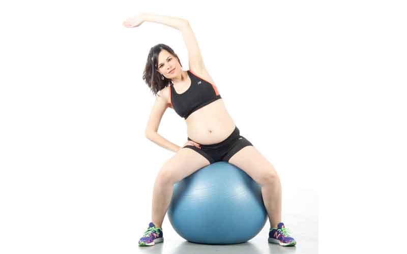 Galería plan de entrenamiento para embarazadas: segundo trimestre