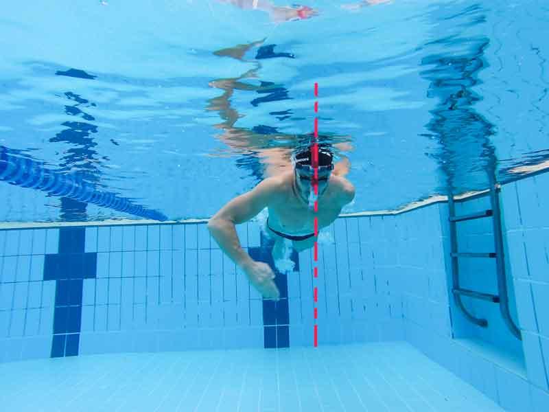 Los cuatro errores que te impiden avanzar en la piscina