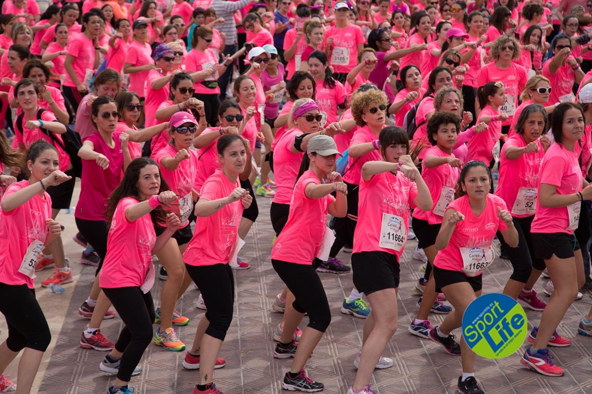 Carrera de la Mujer Valencia 2015