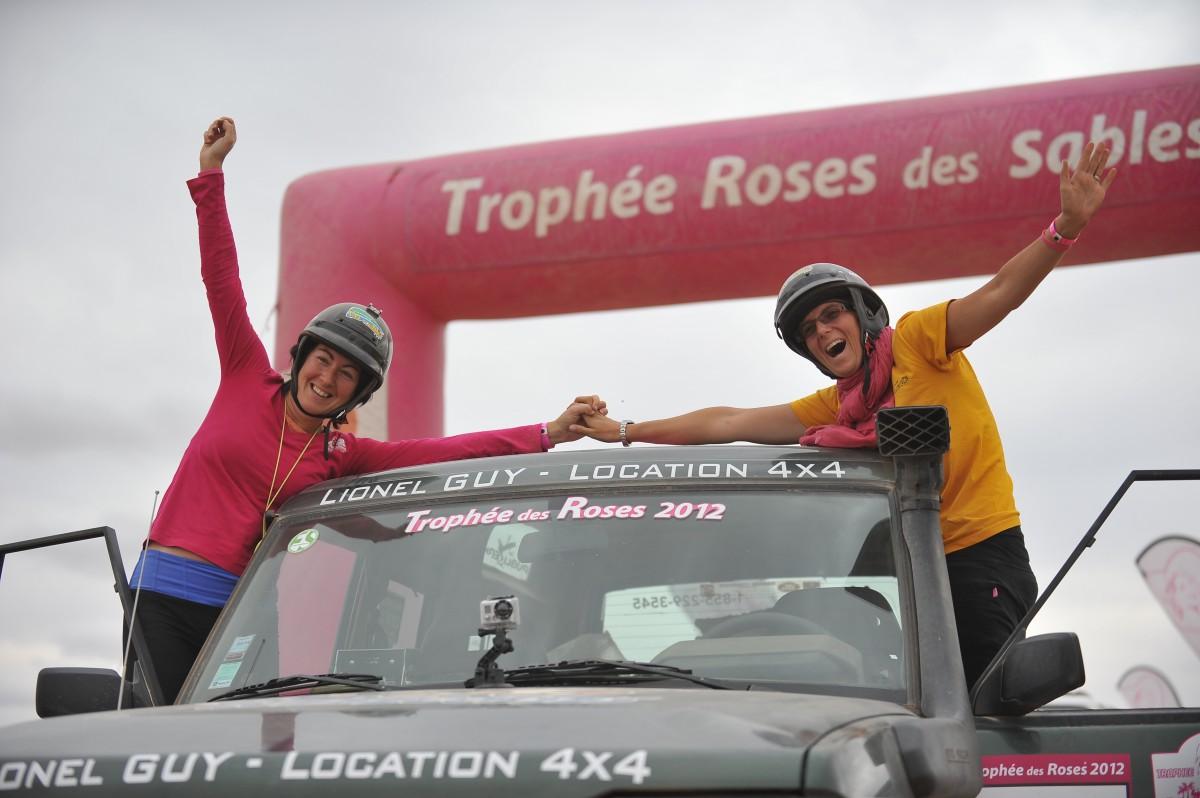 Trofeo Roses des Sables 2014