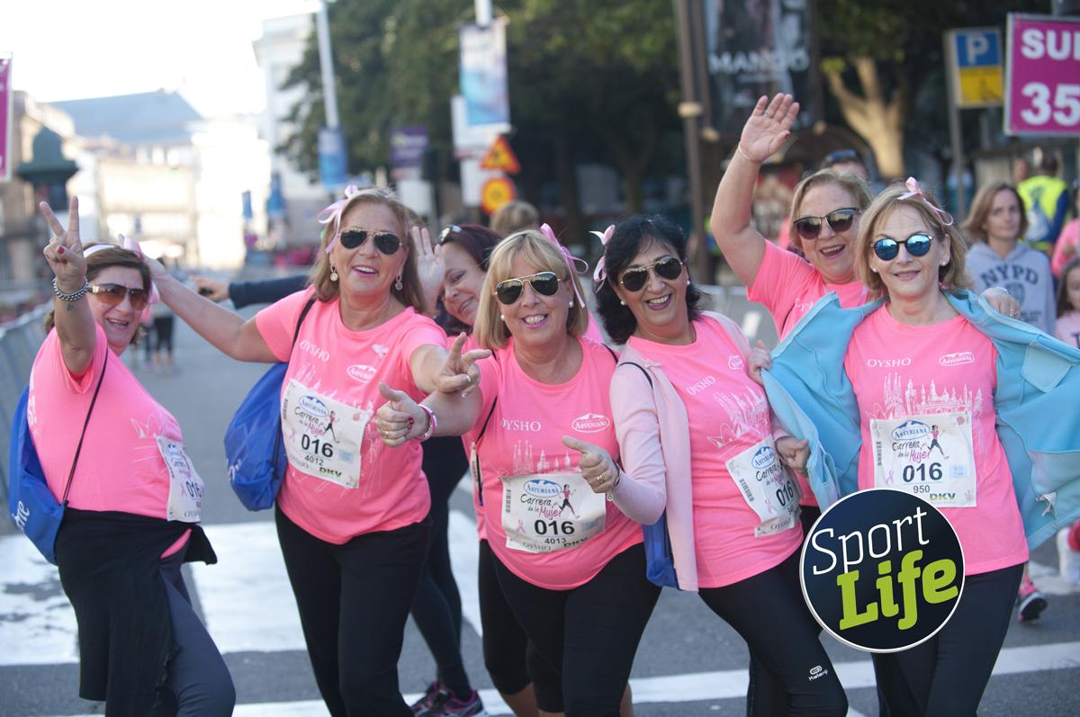 Carrera de la Mujer A Coruña 2015