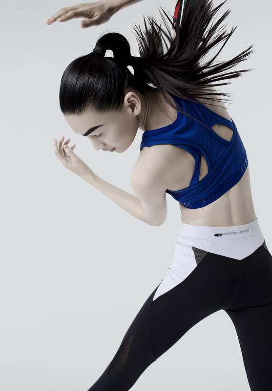 Oysho Warrior: la nueva colección de fitness 2016