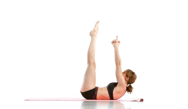 En forma con Yoga