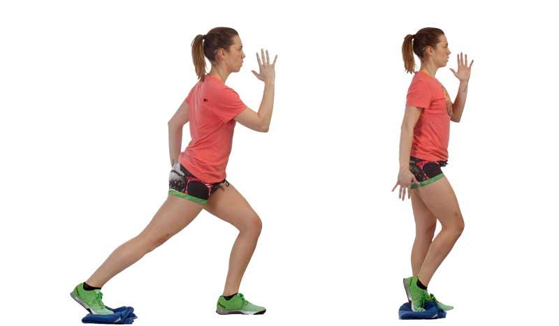 Workout Sport Life Junio: entrenamiento con toalla