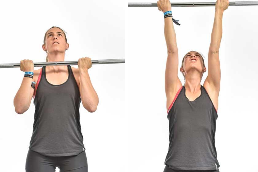 El circuito para tus brazos: tercer entrenamiento Sport Life julio