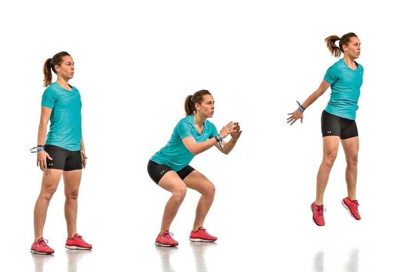 """Empezamos a entrenar """"glúteos de acero"""" con el primer entrenamiento Sport Life agosto"""