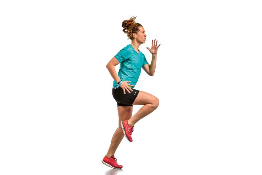 """Trabajo de piernas para """"Glúteos de acero"""", el workout Sport Life de agosto"""