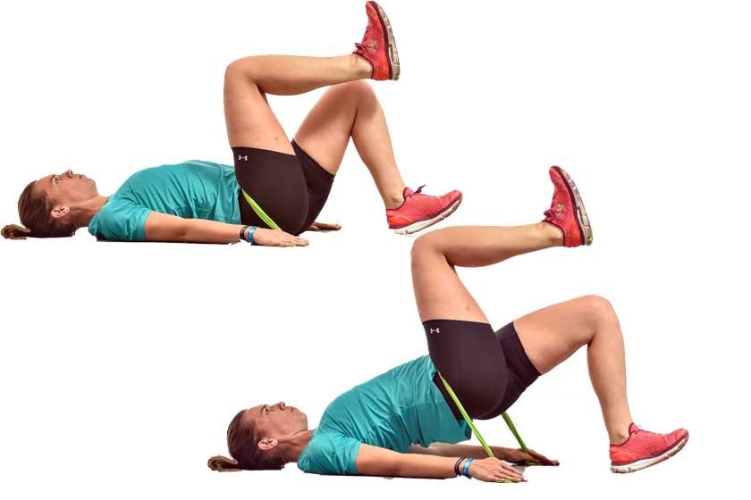 """Potencia para tus piernas con el entrenamiento de agosto de Sport Life """"Glúteos de acero"""""""
