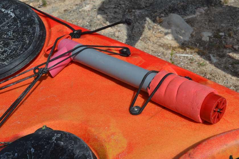 Guía de iniciación al kayak