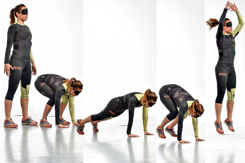 Reto Sport Life septiembre: ¿preparado para entrenar a ciegas?