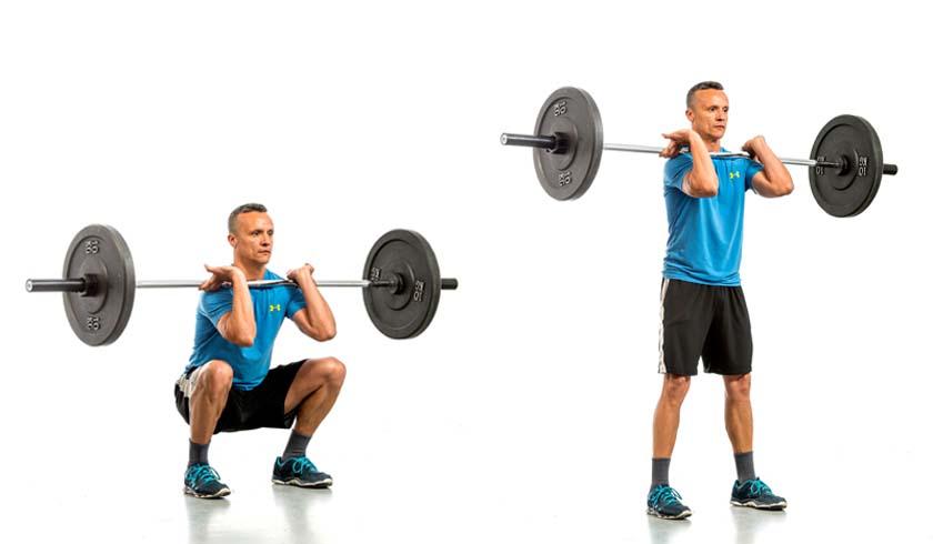 ¿Qué ejercicios debo elegir en el gimnasio?