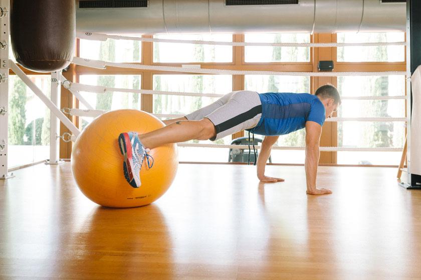 Tus ejercicios abdominales para reducir cintura