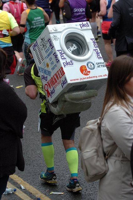 disfraces maraton