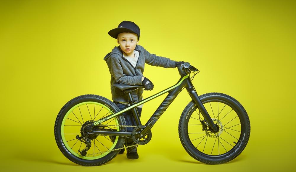 Así es la gama de bicis Canyon Kids 2017