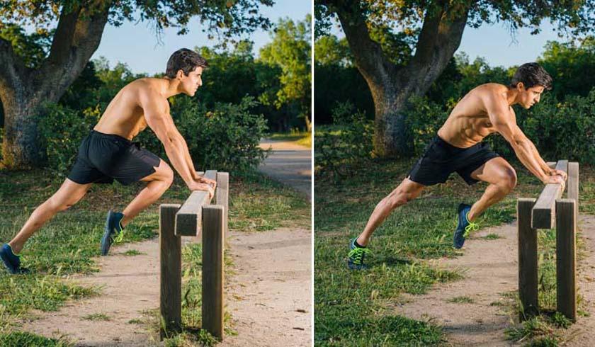 Entrenamiento corto e intenso para tus abdominales