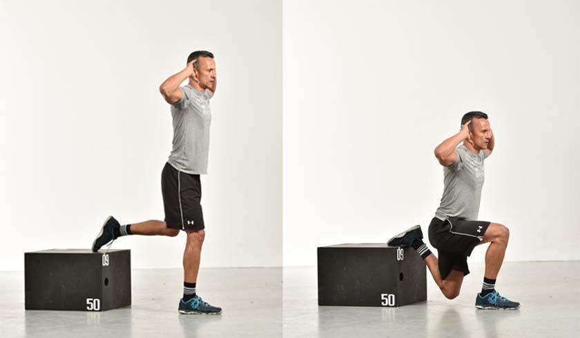 Ejercicios para mejorar fuerza y rendimiento con tu propio peso
