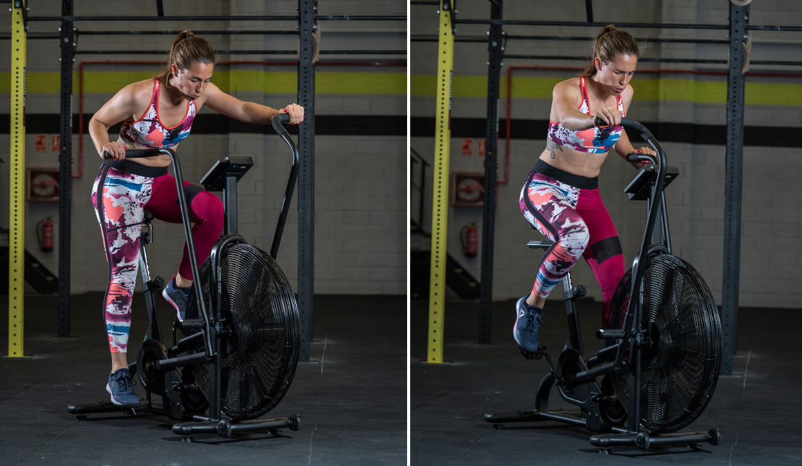 CrossFit para darlo todo en tu entrenamiento