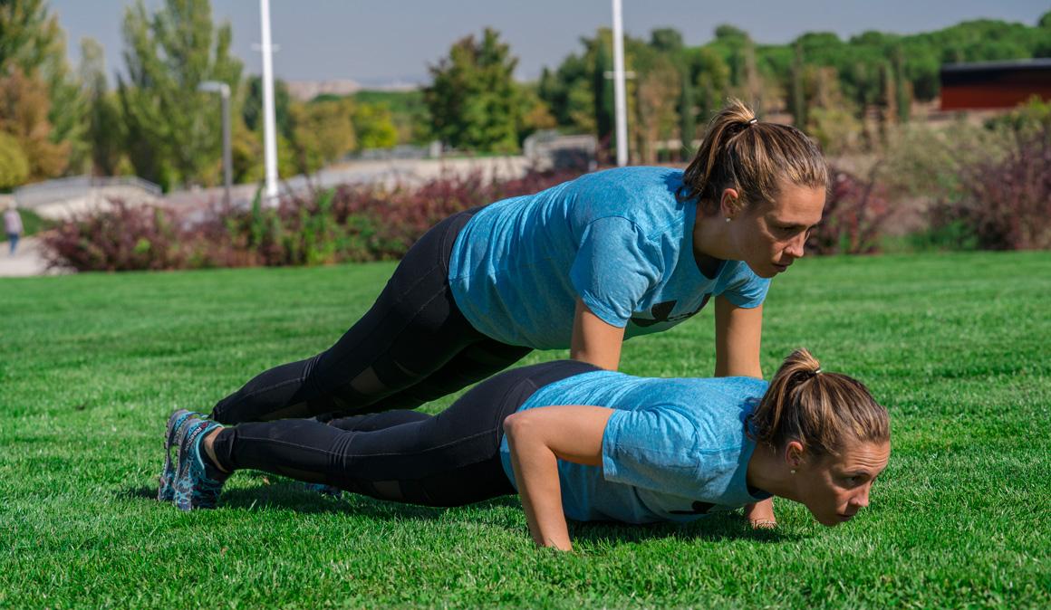 Cardio y fuerza para un entrenamiento total
