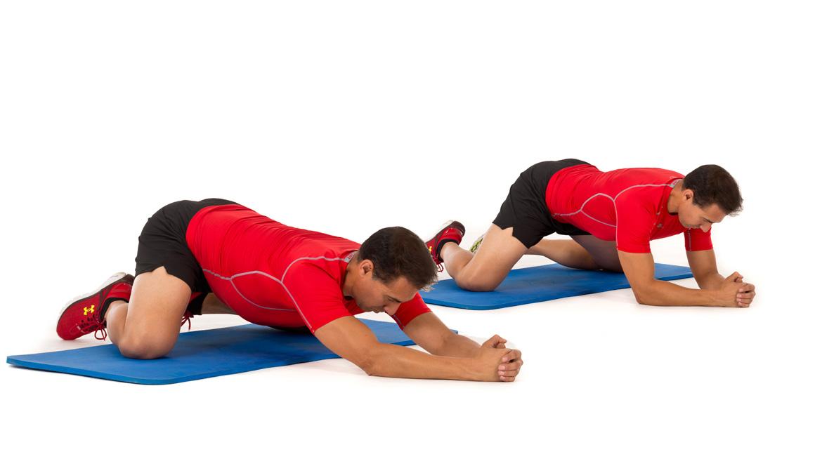 Los ejercicios que cuidan tus lumbares y caderas