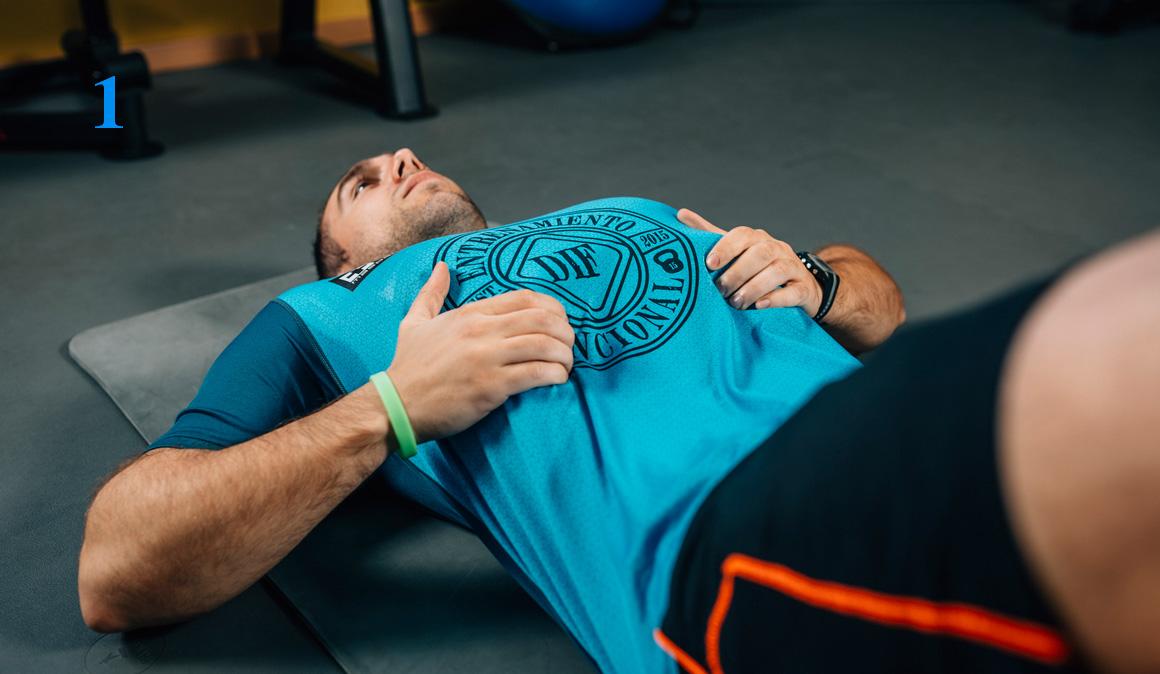 Los ejercicios para recuperar después del trabajo