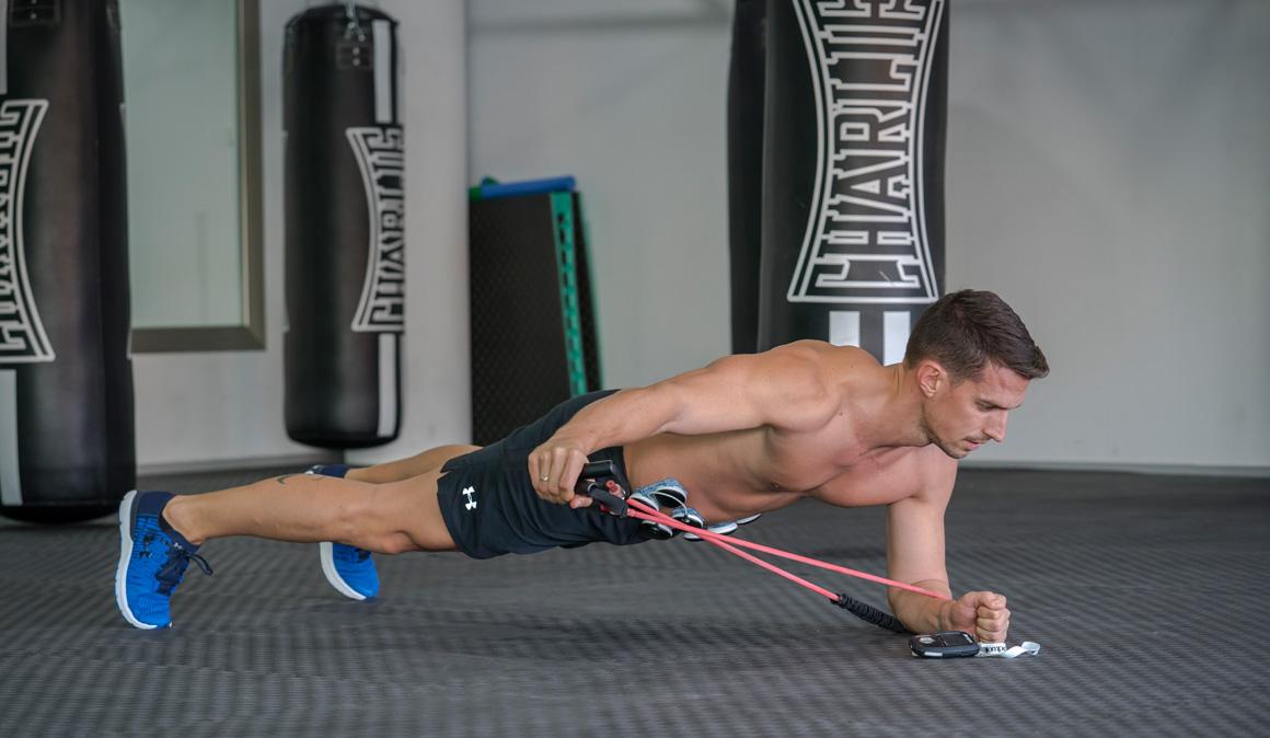 Ejercicios para darle un golpe de calidad a tu entrenamiento