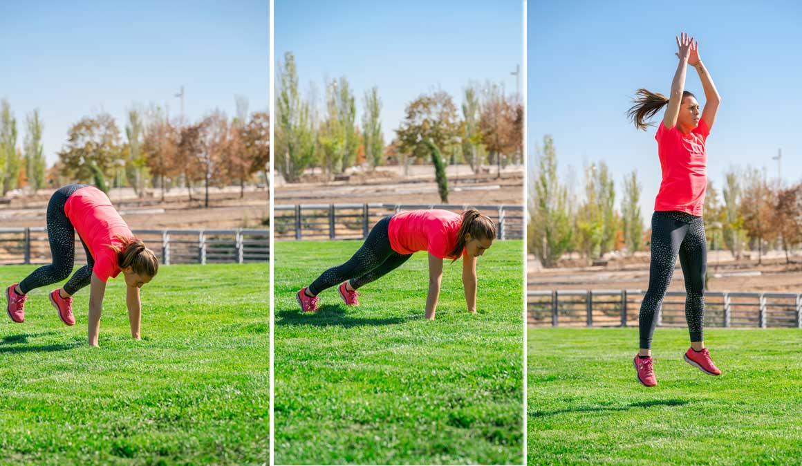 Reto fitness de diciembre