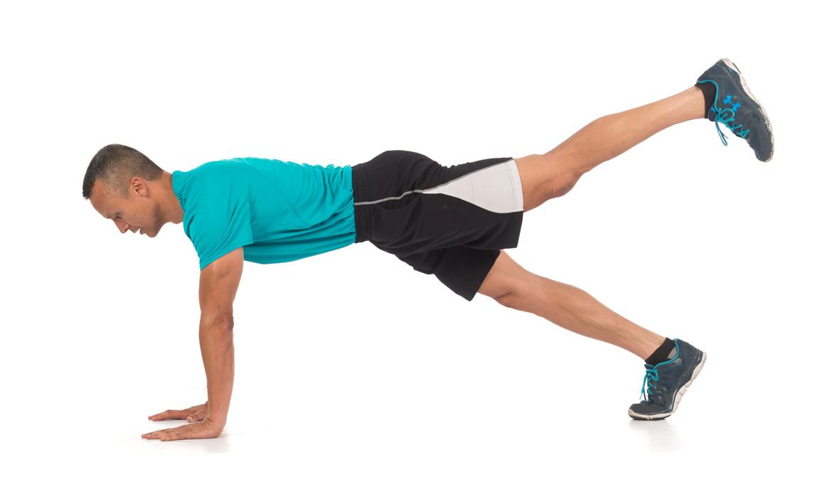 Tus planchas evolucionan: ¡pasa al siguiente nivel para trabajar abdominales!