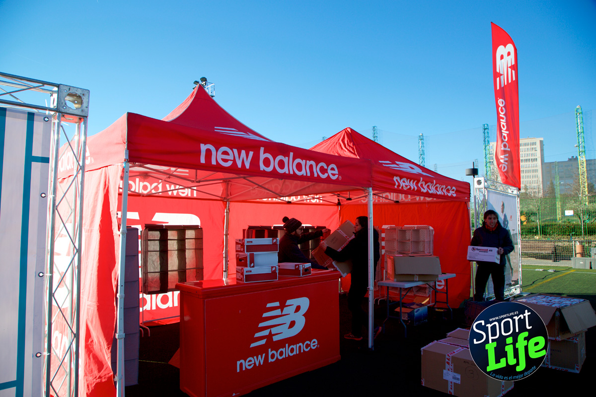 New Balance experience Madrid