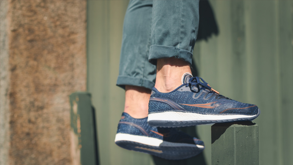 Saucony Life on the Run Denim