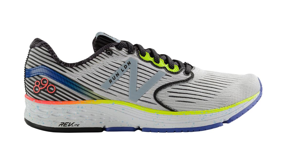 Las zapatillas exclusivas del maratón de Londres son de New Balance
