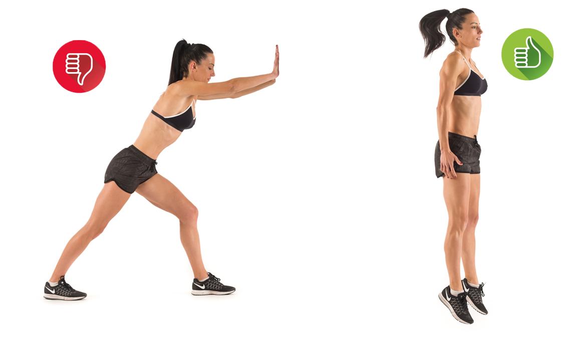 El mejor calentamiento para entrenos cardiovasculares