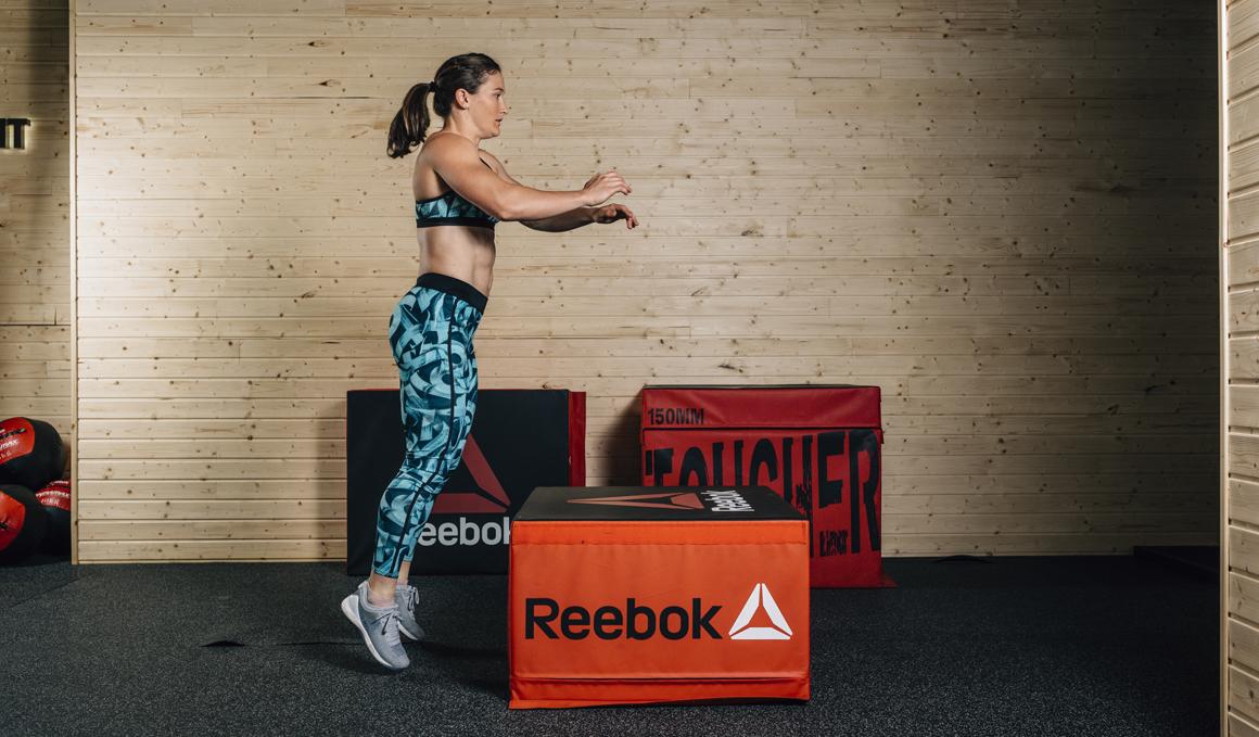 Los ejercicios favoritos de Tia-Clair Toomey, la mujer más en forma del mundo