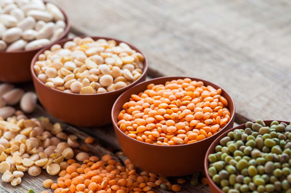 Proteínas veganas para sacar músculo
