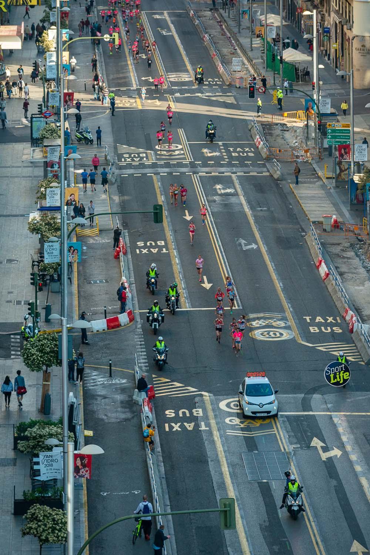 Las 100 mejores fotos de la Carrera de la Mujer de Madrid