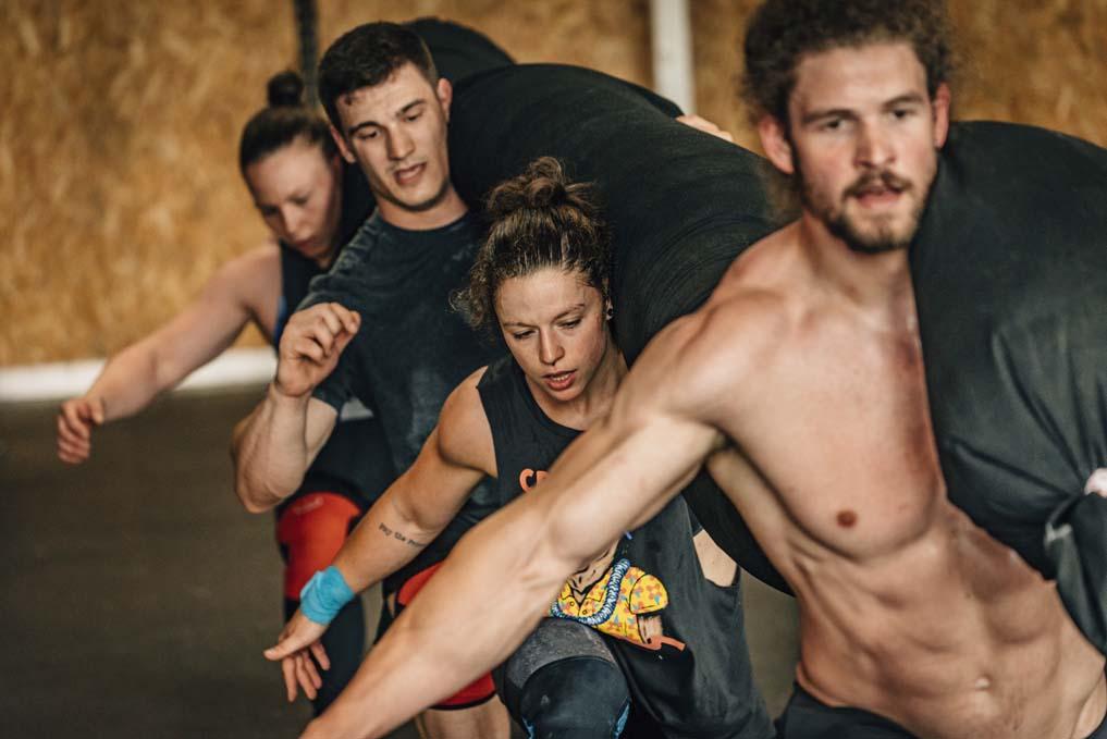 El equipo CrossFit Norte Redondela clasificado para los Reebok CrossFit Games