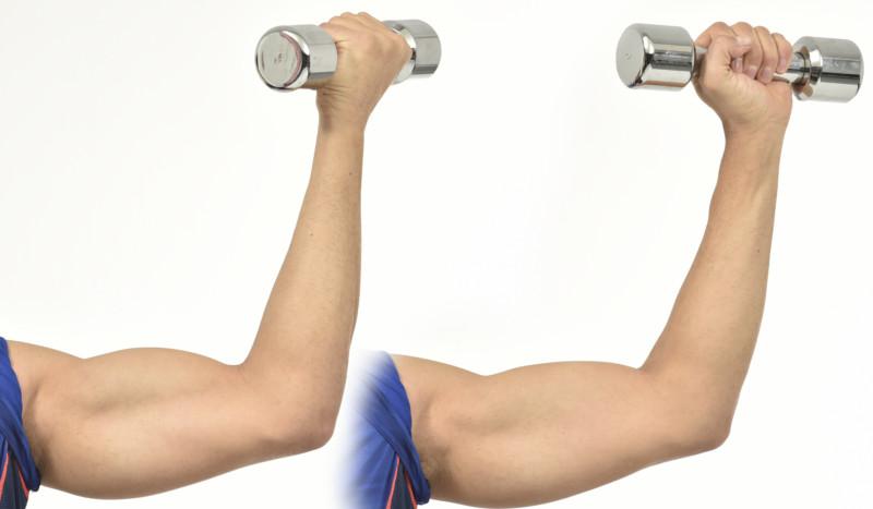 10 ejercicios para rehabilitar tu codo de la epicondilitis | Salud ...