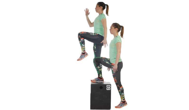 Plan entrenamiento creativo sesión III | Fitness | Sportlife