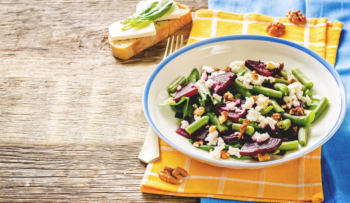 Jud as verdes un superalimento rico en fibra y vitamina c dietas y nutrici n sportlife - Ensalada de judias pintas ...