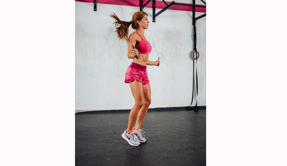 El circuito de ejercicios para perder esos últimos kilos