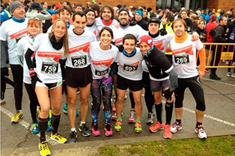 Sansilvestrada prueba superada correr sportlife - Casa kia malaga ...