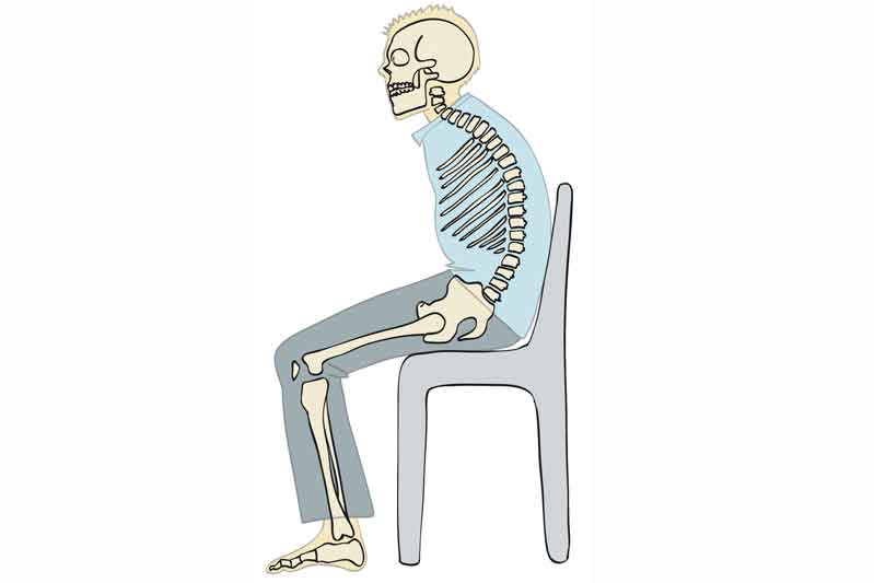 Tratamiento de hernia discal l4 y l5 derecha o cuarta y for Silla oficina hernia discal