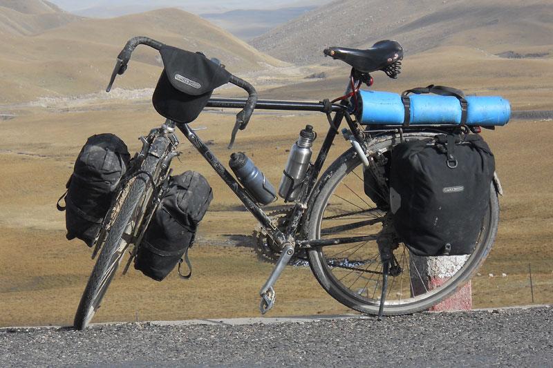 Bicicleta cicloturismo | Ciclismo | Sportlife